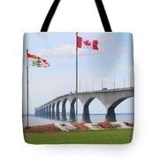 Confederation Bridge 5524  Tote Bag