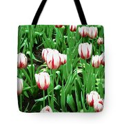 Confederation Tulips Tote Bag