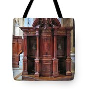 Confessional  Tote Bag