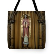 Confessional - Our Lady Of Lourdes Cathedral - Spokane Tote Bag
