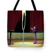 Confidence Tote Bag by Cynthia Decker