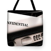 Confidential Documents Tote Bag