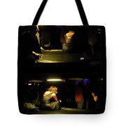 Conflicted Emotions Tote Bag