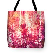 Conflicted In The Moment Tote Bag