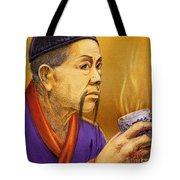 Confucian Sage Tote Bag