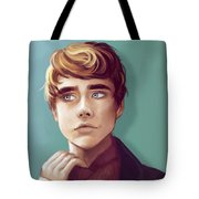 Confused And Scared Tote Bag