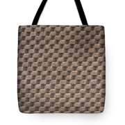 Confusion In Cubes Tote Bag