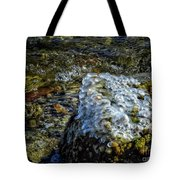 Conglomerate Ice Tote Bag