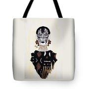 Congo Lady Tote Bag