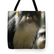 Congo Monkey2 Tote Bag
