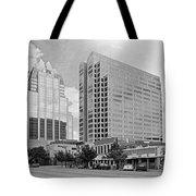 Congress Avenue Vista I I Tote Bag