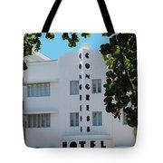 Congress Hotel Tote Bag