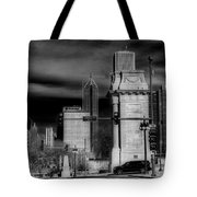 Congress Parkway Tote Bag