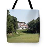 Congressional Blue Course - Par 5 11th Tote Bag