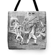 Congressional Pugilists Tote Bag by Granger