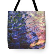 Congruent Forces Tote Bag