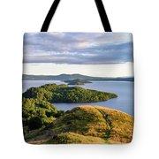 Conic Hill Balmaha Uk Tote Bag