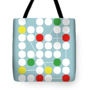 Connected Abstract 2 Tote Bag
