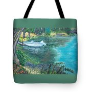 Connecticut River Tote Bag