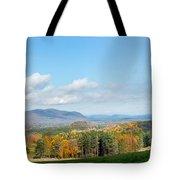 Connecticut Scenic Vista Tote Bag