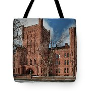 Connecticut Street Armory 3997a Tote Bag