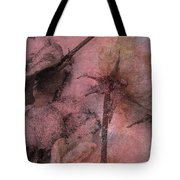 Connecting The Subconscious Iv Tote Bag