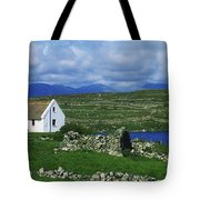Connemara, Co Galway, Ireland Cottages Tote Bag