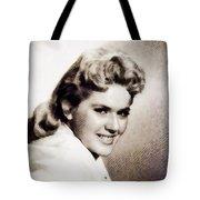 Connie Stevens, Vintage Actress Tote Bag