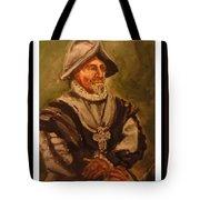 Conquistador Tote Bag