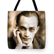 Conrad Veidt, Vintage Actor Tote Bag