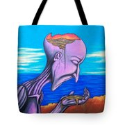 Conscious Thought Tote Bag