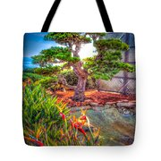 Consciousness Waves And Then Matters Tote Bag
