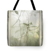 Conservatory Tracings Tote Bag