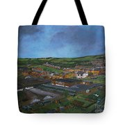 Consett, Blackhill, County Durham Tote Bag