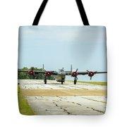 Consolidated B-24j Liberator Tote Bag