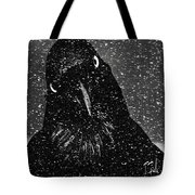 Conspiracy In The Snow Tote Bag