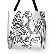 Constellation: Aquila Tote Bag