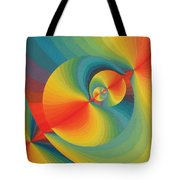 Constellation Of Planets Tote Bag