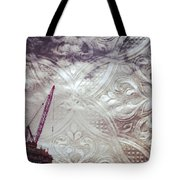 Constructed Filigree Tote Bag