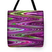 Construction Color Abstract P Tote Bag