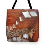 Construction Site 2 Tote Bag