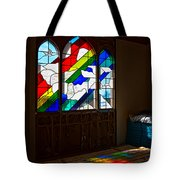 Construction Under Colors Tote Bag