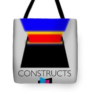 Constuctivist Poster Tote Bag