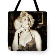 Consuela Del Rio. Drag Mother At The Tote Bag