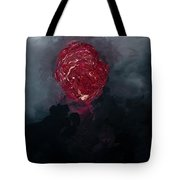 Consumption Series, IIi Tote Bag by Daniel Hannih