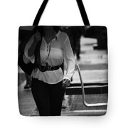 Contain My Whistles  Tote Bag