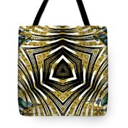 Contained Herein Tote Bag