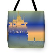 Container Sail 2 Tote Bag