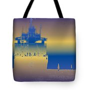 Container Sail 3 Tote Bag