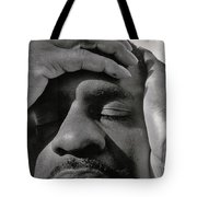 Contemplating Infinity Tote Bag